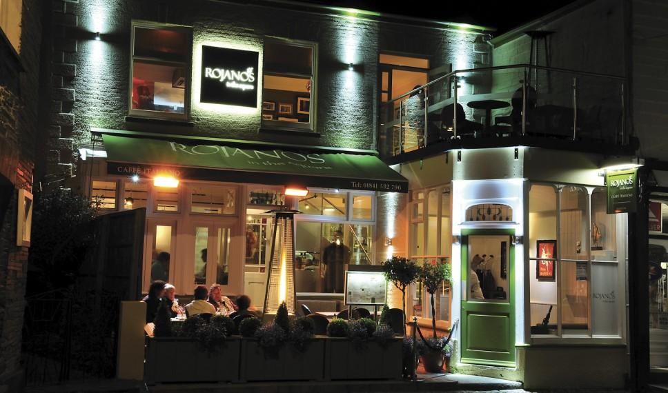 CAFFE ROJANO (Previously known as 'Rojano's in the Square')