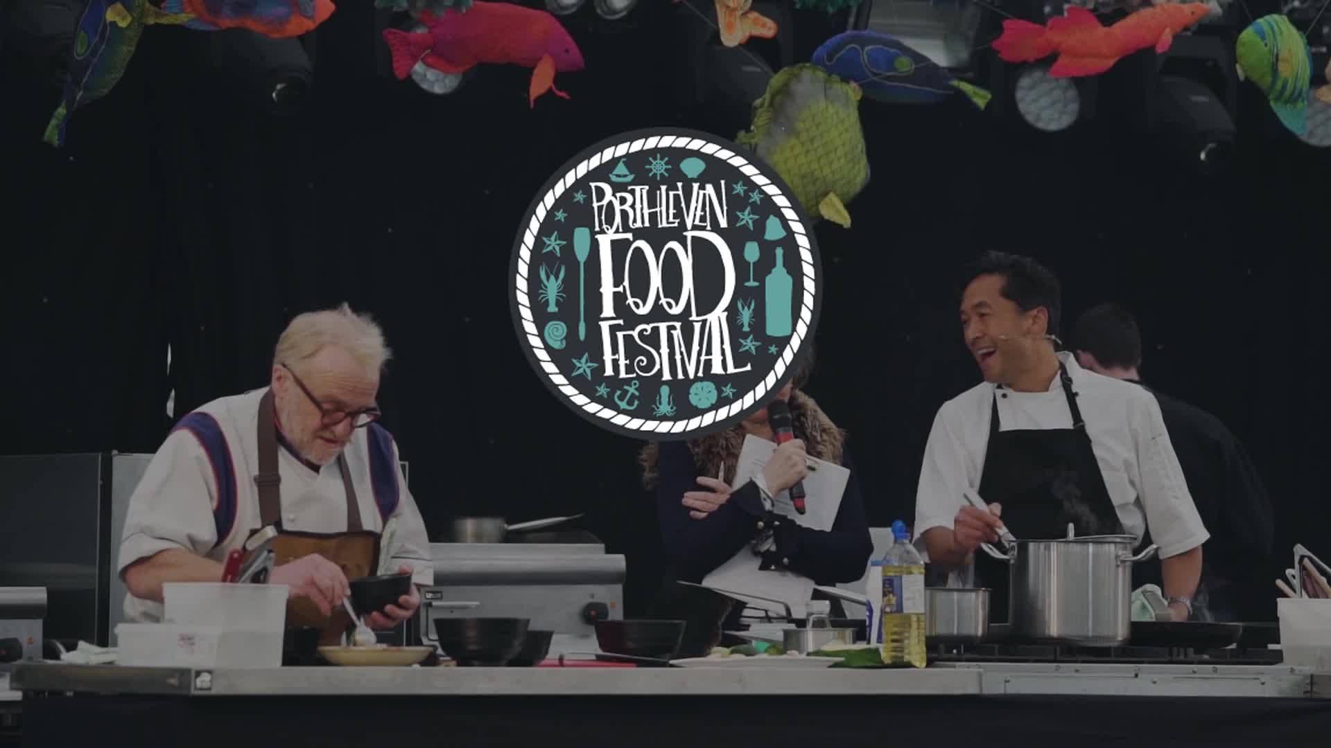 PORTHLEVEN FOOD FESTIVAL 2020